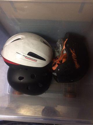 Cascos de bici i skate