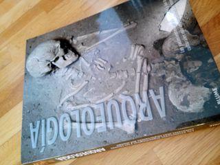 Libro Arqueología