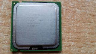 Procesador pentium4 3,40Ghz/1M/800