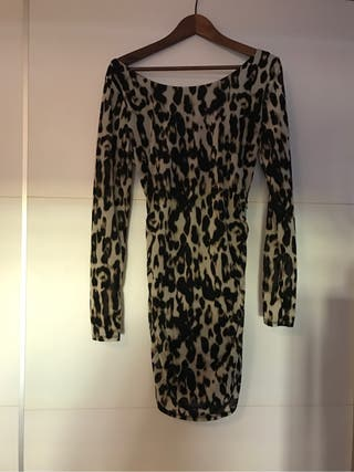 Vestido #GUESS #animalprint