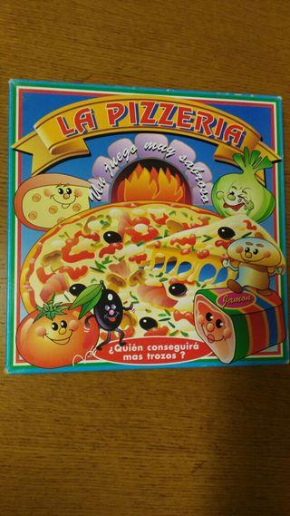 Juego de mesa - La pizzería