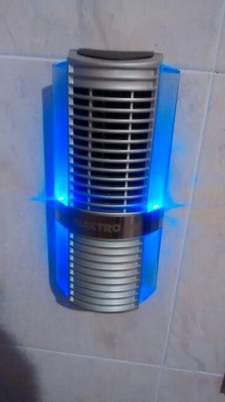 Purificador de aire electrico con luz