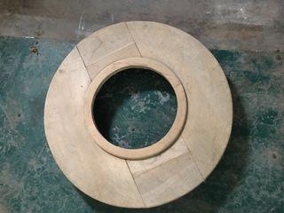 Base de mesa de brasero