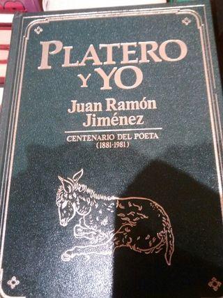 Platero y yo de Juan R. Jiménez