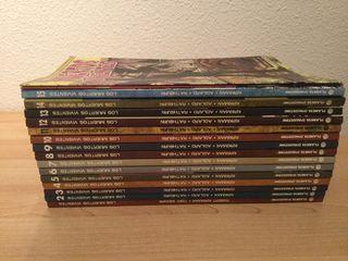 Colección Comics Los Muertos Vivientes