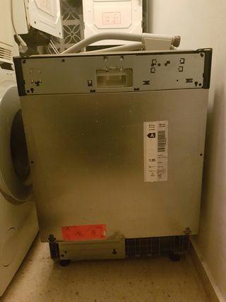 Lavavajillas panelable Siemens