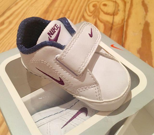Zapatillas bebe Nike