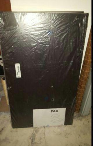 2 baldas estantes para armario pax de ikea
