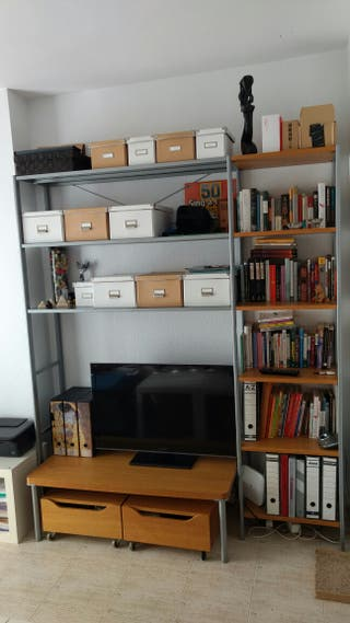 Estanteria mueble libreria