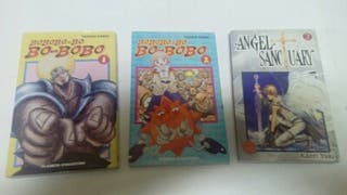 Varios Comics Manga
