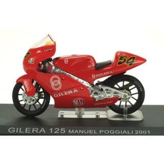Gilera Poggiali 2001