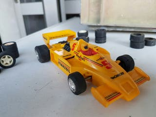 scalextric.Indianapolis . rick mears. 1988