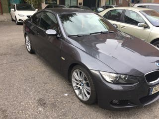 BMW Coupe 320d M Sparkling Graphite