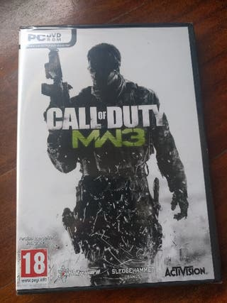 Call of duty Modern Warfare 3 PC Steam precintado