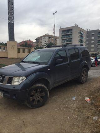 Nissan patfhinder
