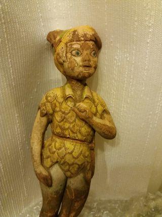 Figura peter pan antigua