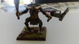 ORCO WARHAMMER AÑO 2001