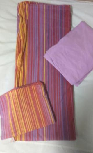 Funda nórdica cama 90 algodón