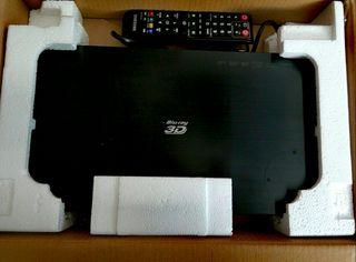 Blu Ray 3D Samsung