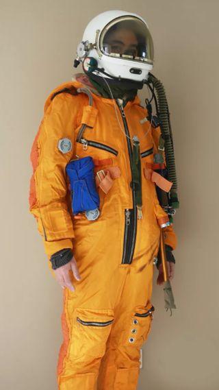 Traje Astronauta Para Alquiler Rodaje Publicidad