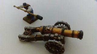 Gran cañón warhammer año 2001