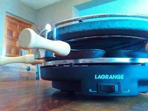 Raclette Asador Lagrange