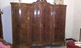 ARMARIO Ropero de madera antiguedad