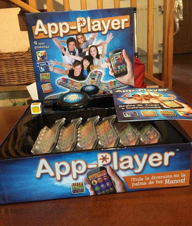 Juego App-player
