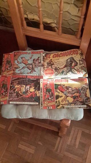 Comic antiguos