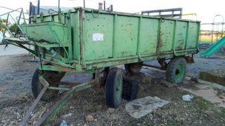 Remolque con capacidad de 5000kg