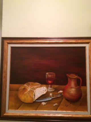 Pintura oleo
