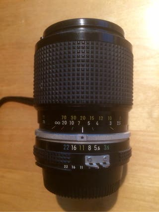 Nikon Zoom Nikkor 43-86 mm 3.5