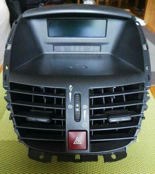 Consola central Peugeot 207