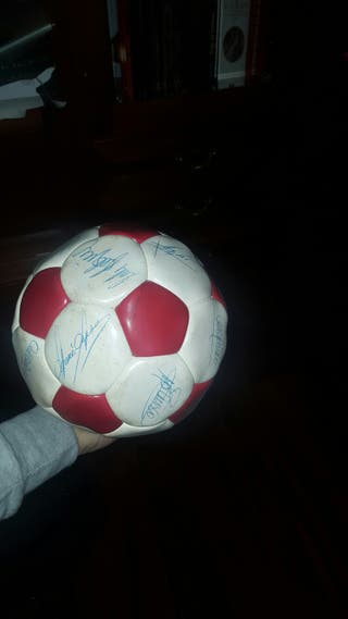 Balon firmado '80