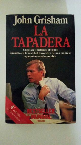 La Tapadera. John Grisham.