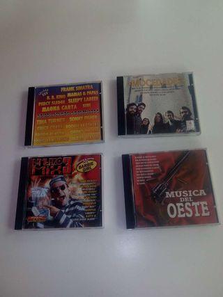 CD.Musica .Seleccion Exitos 1995. Bombazo Mix..Música del oeste.Ocio