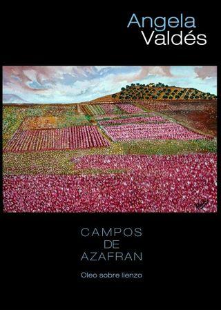 Campos de azafrán