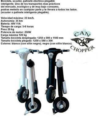 PATINETE BICICLETA, SCOOTER