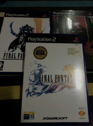 final fantasy XII más otros 2