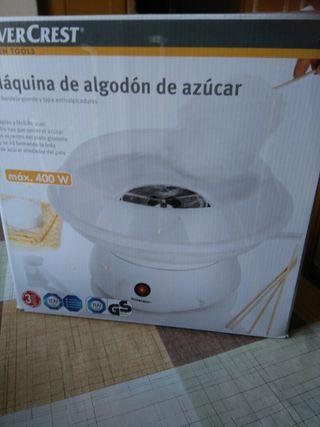 Máquina de algodón de azucar