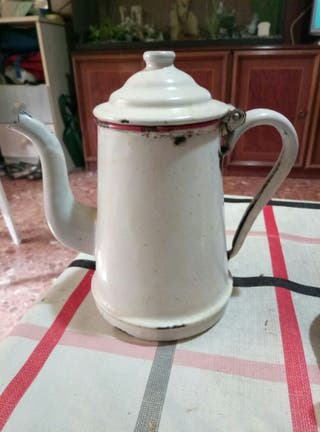Cafetera año 1930