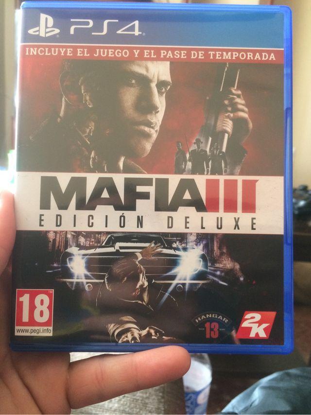 Mafia 3para ps4