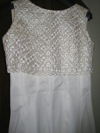 Vestido ROSA CLARA novia 42 - 44