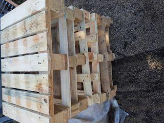 Palets de madera de 80×60