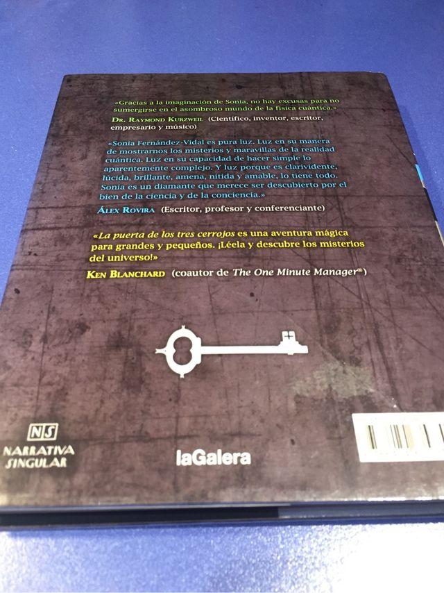 """""""La puerta de los tres cerrojos"""""""