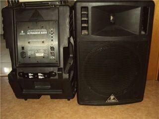 Equipo de sonido - pantallas - monitor - mesa - mezclador
