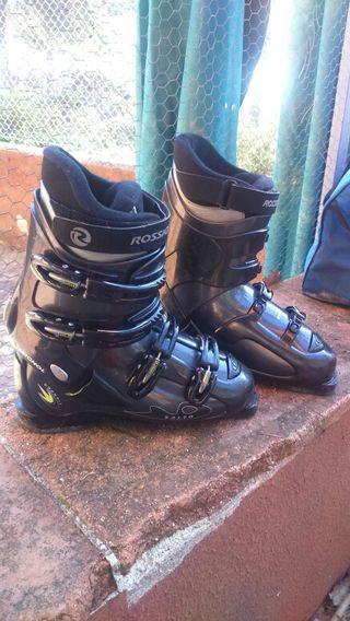 Botas de esqui Rossignol + bolsa