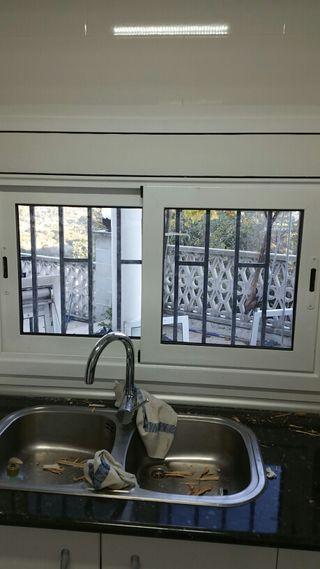 Montador ventanas aluminio