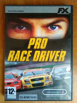 Pro Race Driver JUEGO PC ORIGINAL RETRO