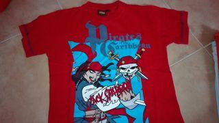 Camiseta talla 8